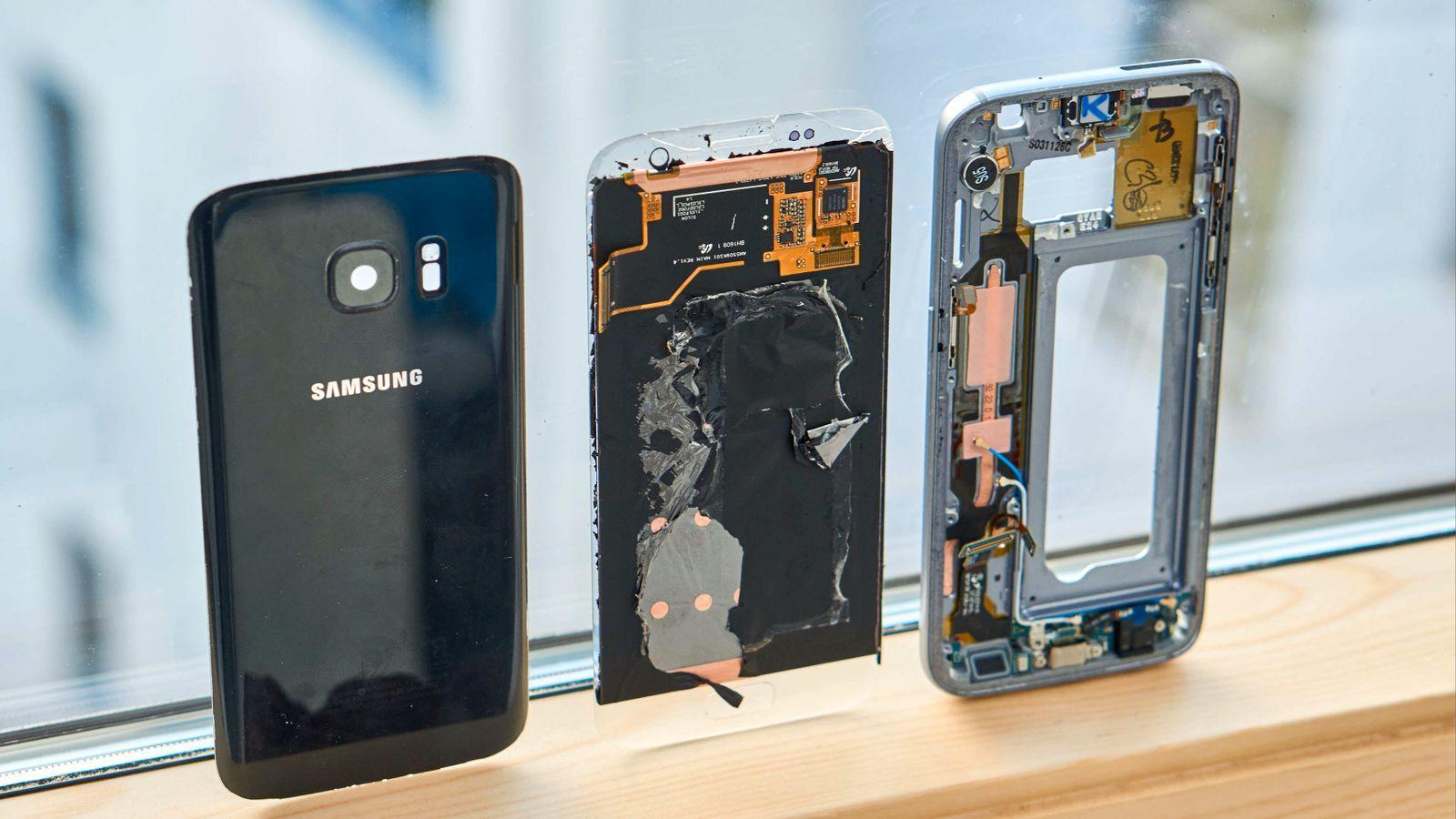 Å reparere en mobil er ikke bare-bare, noe vi har erfart mang en gang her på Tek.