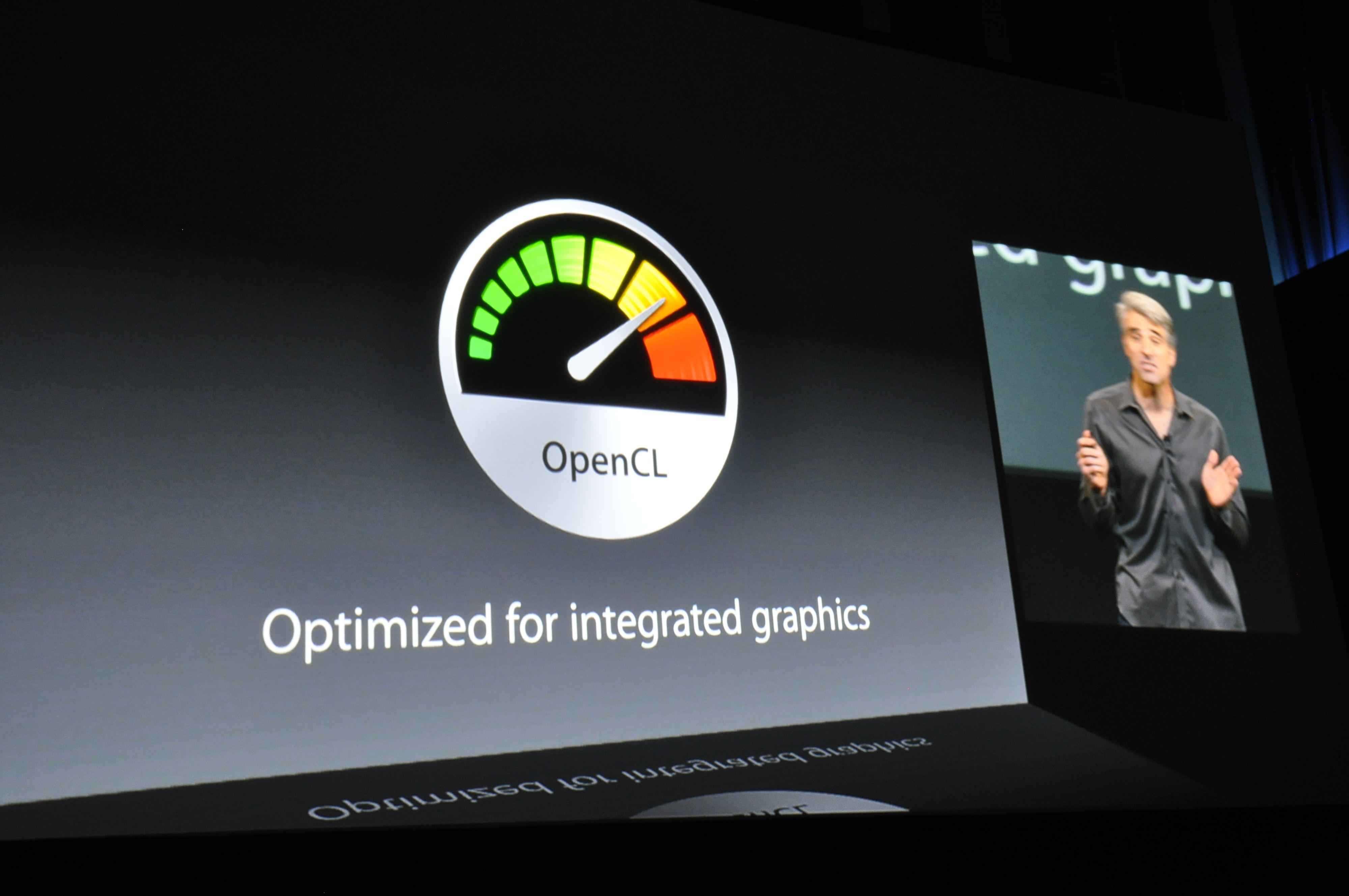 Nye OS X Mavericks har spesialtilpasninger for integrerte grafikkløsninger. Foto: Finn Jarle Kvalheim, Amobil.no