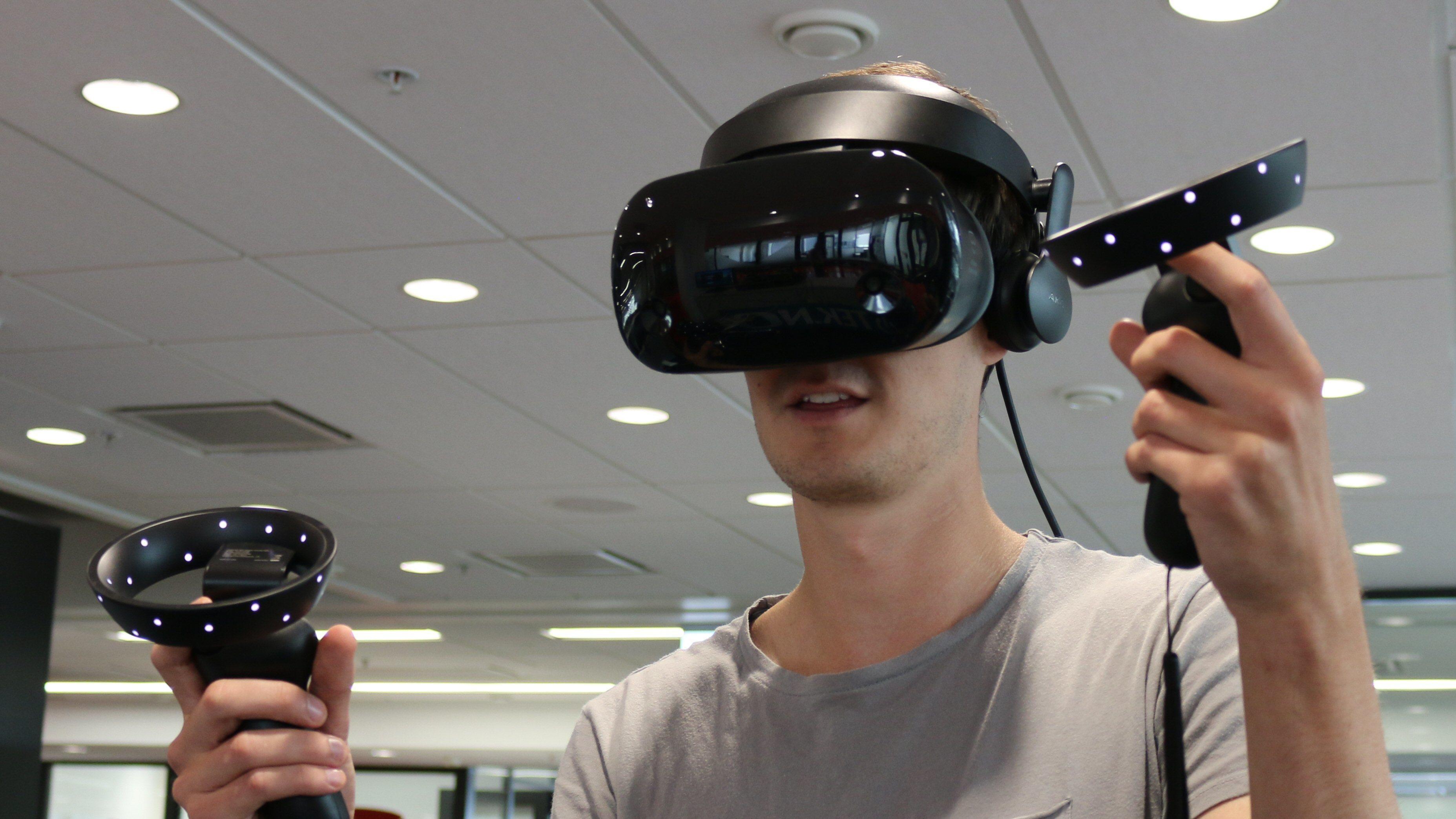Mer og bedre VR? Ja takk sier vi.