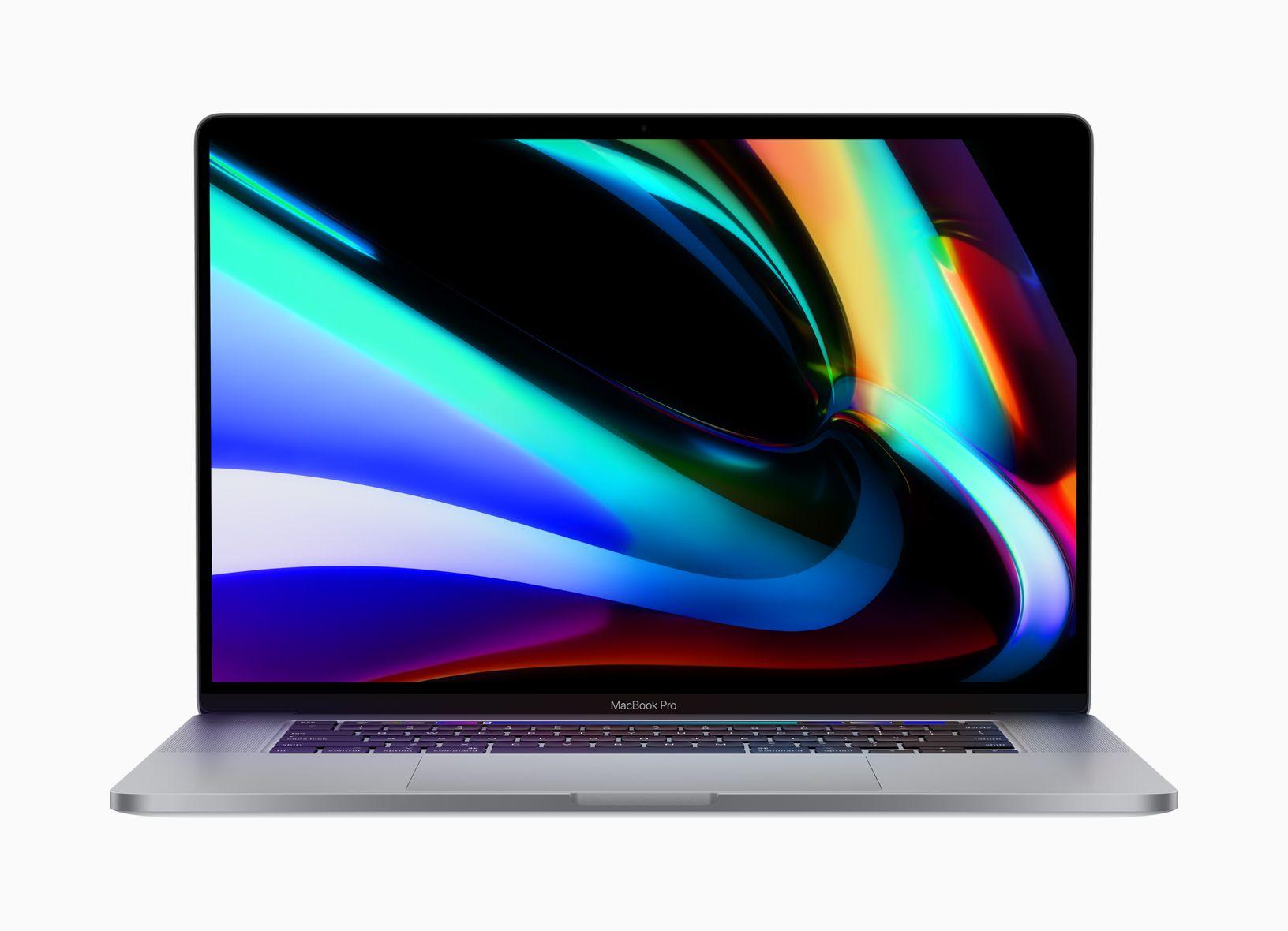 Apple gjør som alle ryktene hadde pekt på, og lanserer en ny 16-tommers MacBook Pro.