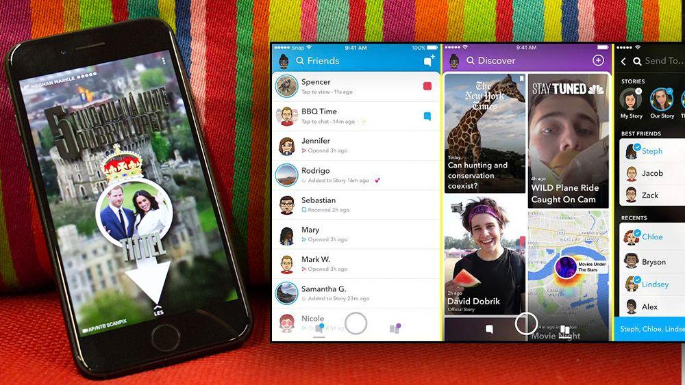 Snapchat lover app-endringer etter massiv klagestorm