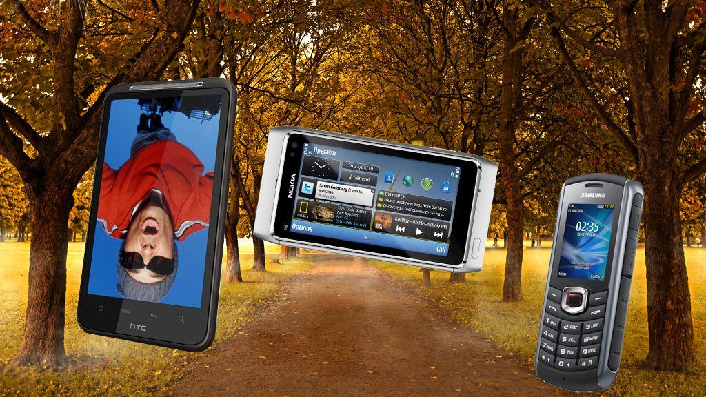 Se de nye oktober-mobilene