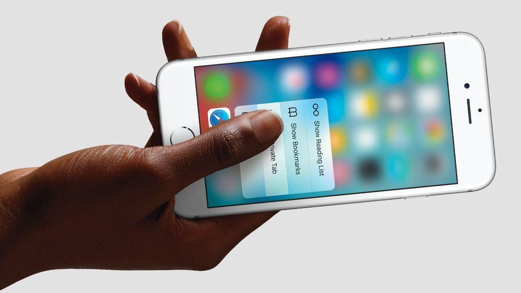 iPhone 6S Plus Test Tek.no