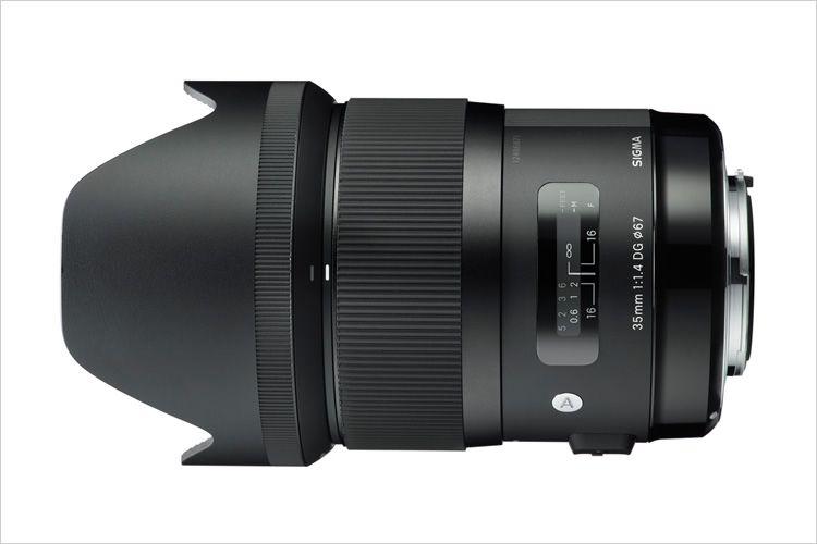Sigma 35mm f/1.4 DG HSM.Foto: Sigma