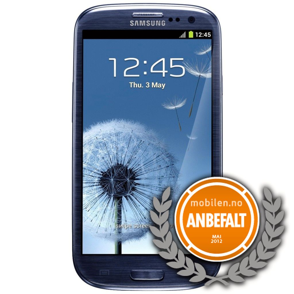 Samsung Galaxy S III Test Tek.no
