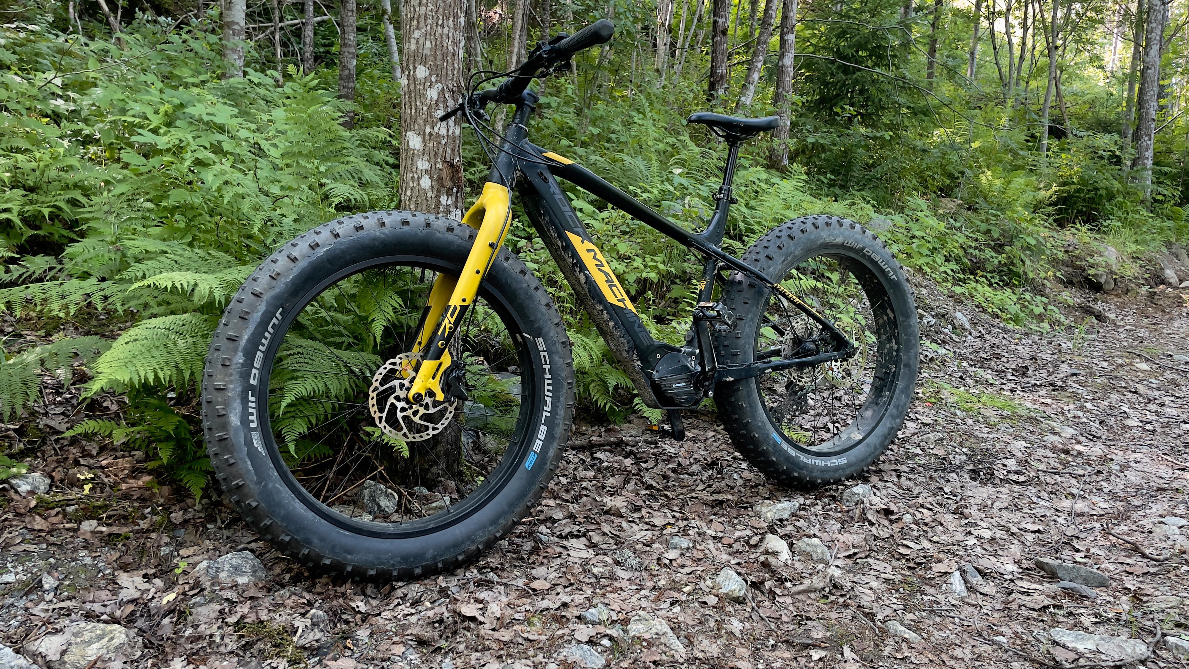 Store hjul er noe av det som kjennetegner en «fatbike».