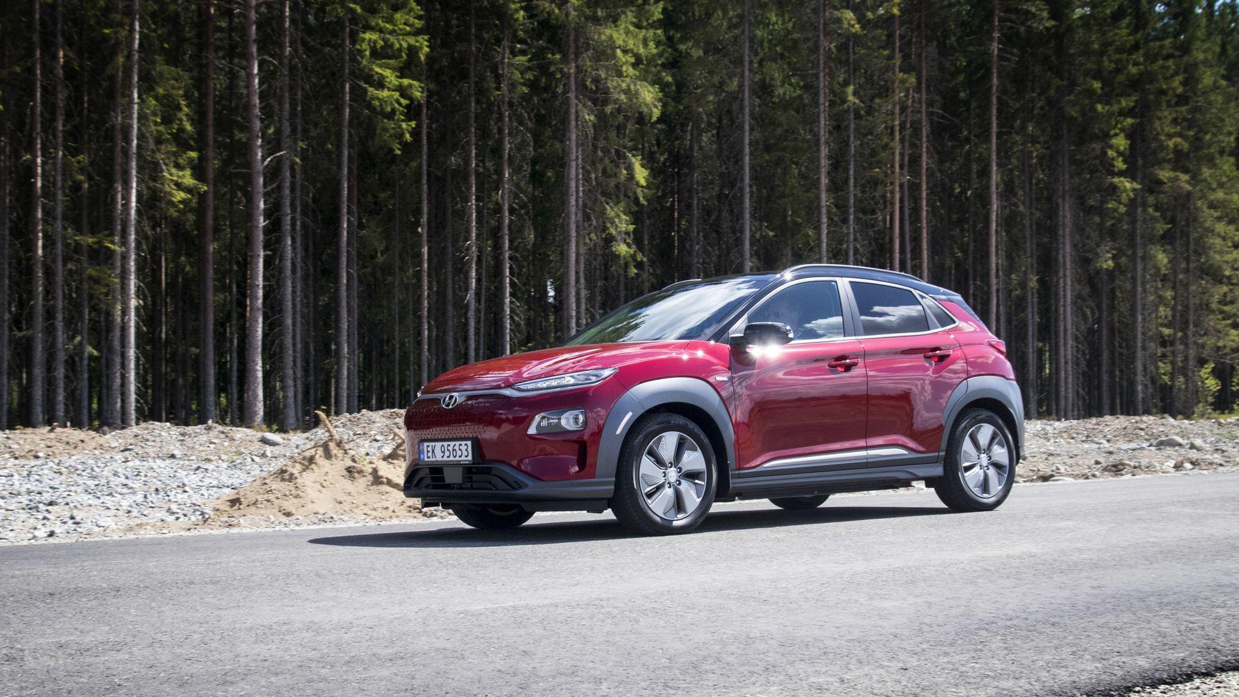 Hyundai bekrefter: Tilbakekallingen av Kona Electric gjelder også i Norge