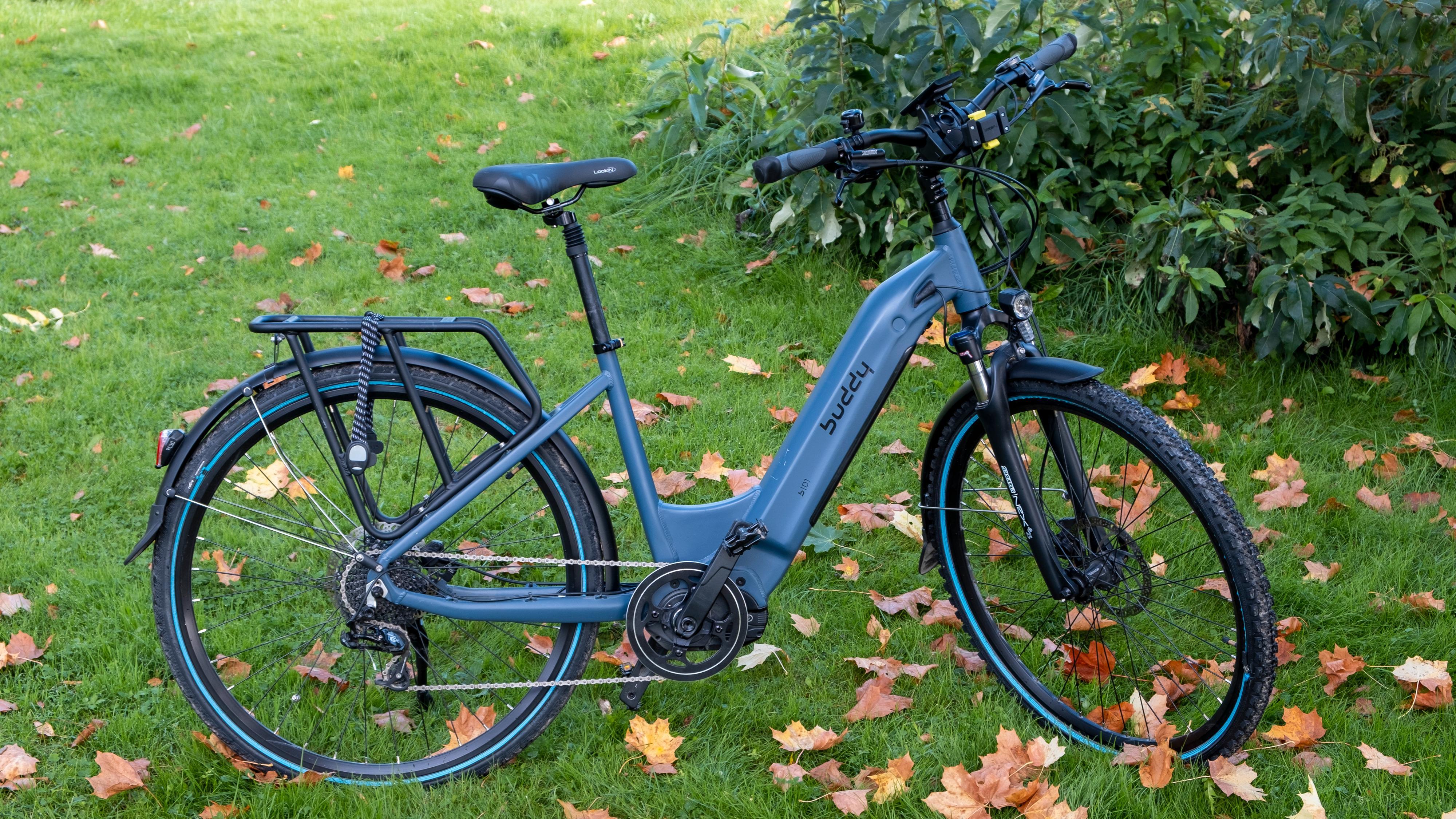 Enkelt og greit - byggekvalitet, komplett tilbehørspakke og motor og gir gjør alle et solid og godt inntrykk på Buddy Bike D1.