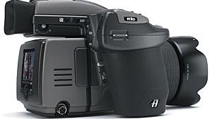 "Hasselblad H1D - nytt digitalt ""mellomformat"""