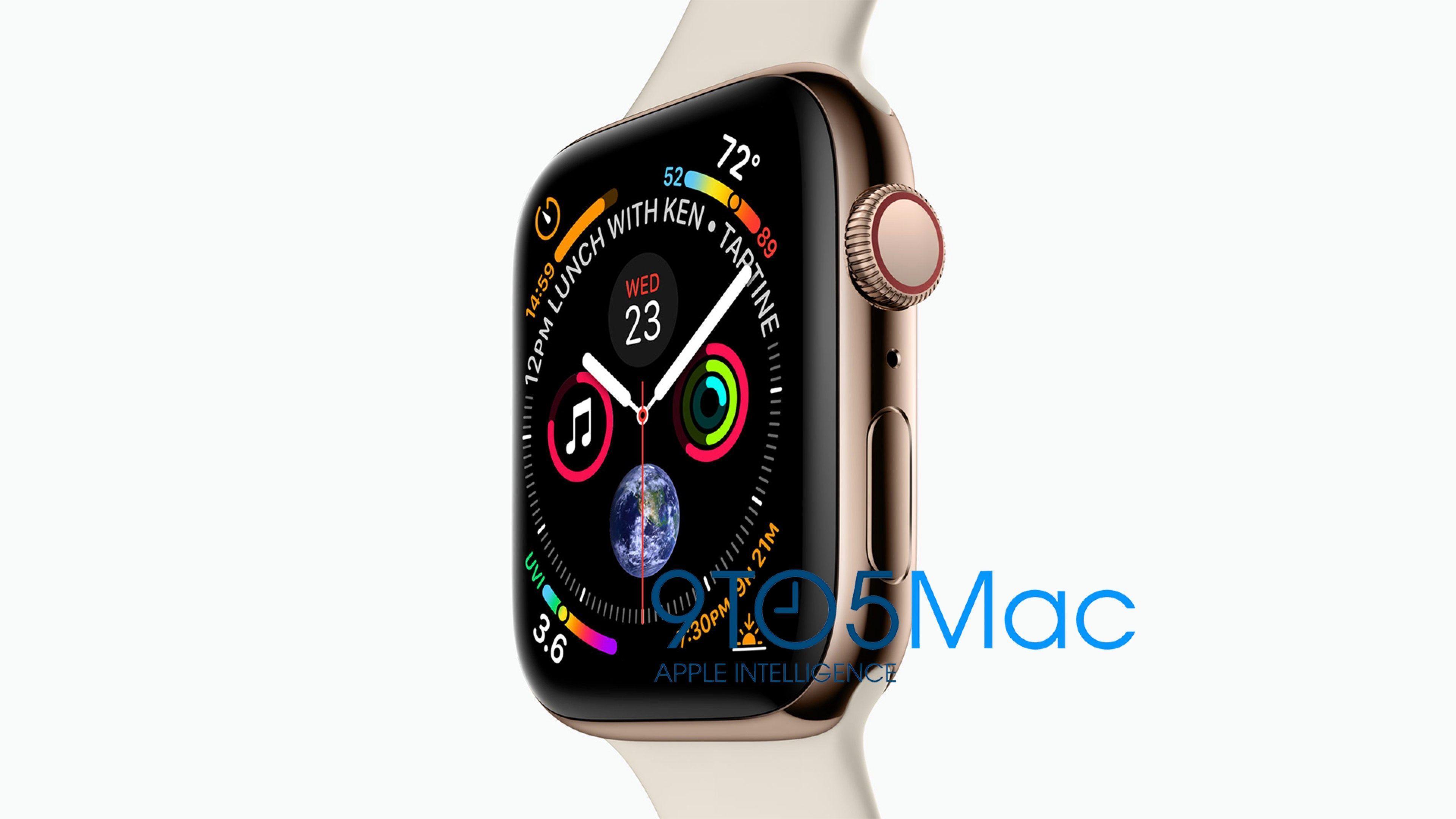 Nye Apple Watch, ifølge 9to5Mac.