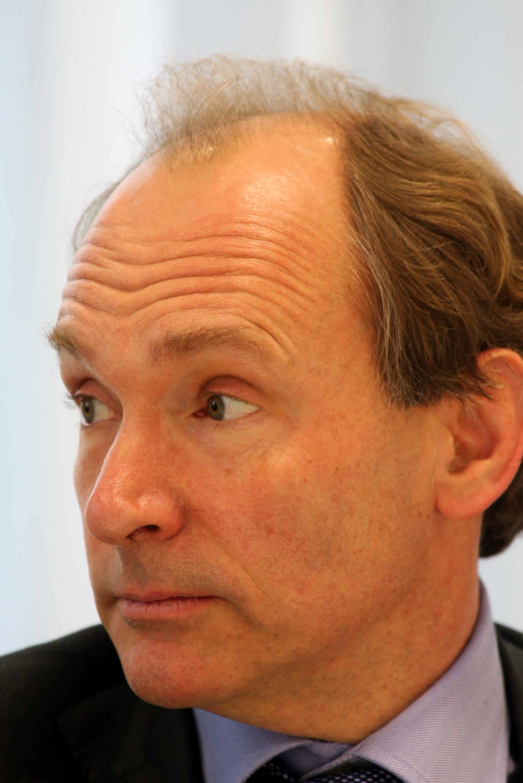 Sir Tim Berners Lee.Foto: Creative Commons Attribution 2.0