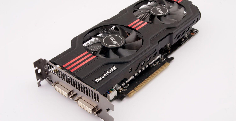 Asus GeForce GTX 560 DirectCUII TOP