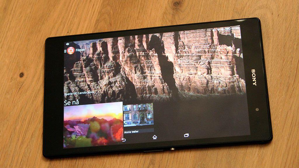 Sony har lagt til en solid underholdningspakke for den som er interessert i et abonnement.Foto: Espen Irwing Swang, Tek.no