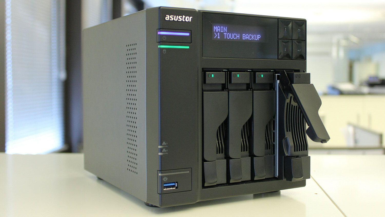 Asustor AS-604T