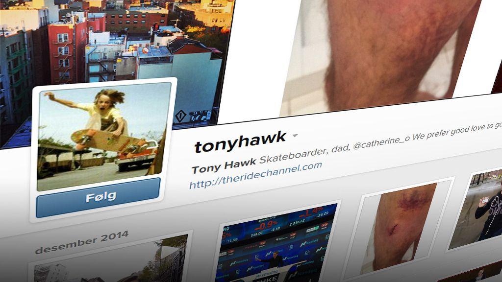 Nå blir det lettere å finne kjendiser på Instagram