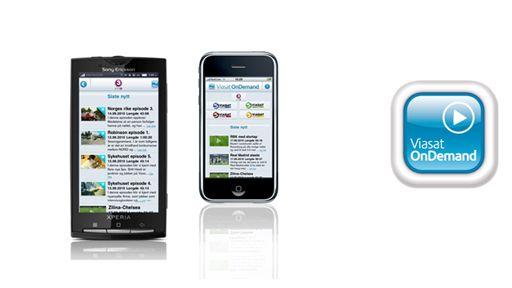 Live-fotball til Android og iPhone