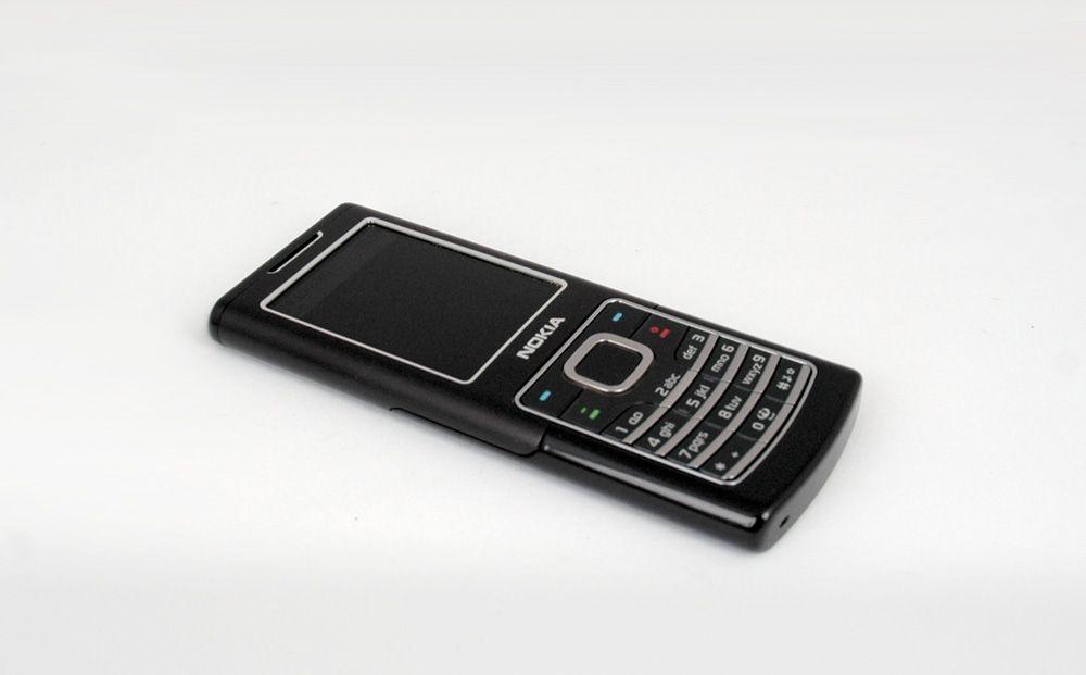 6500 Classic er Nokias tynneste mobil.