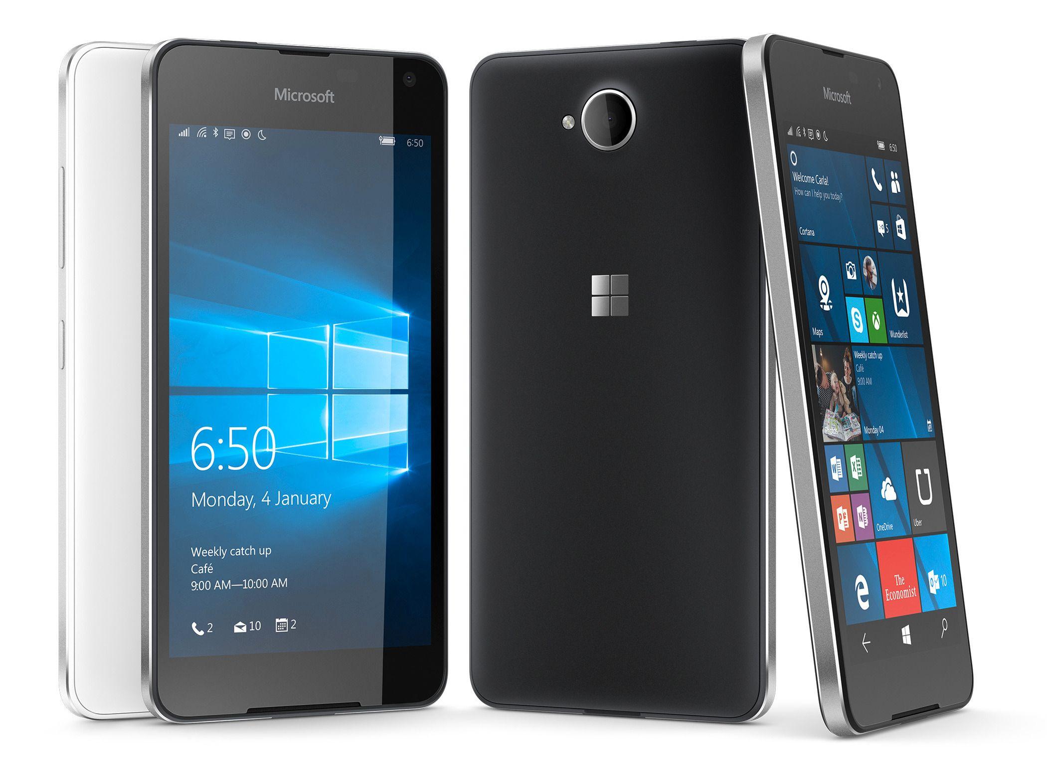 Microsoft Lumia 650. Microsoft
