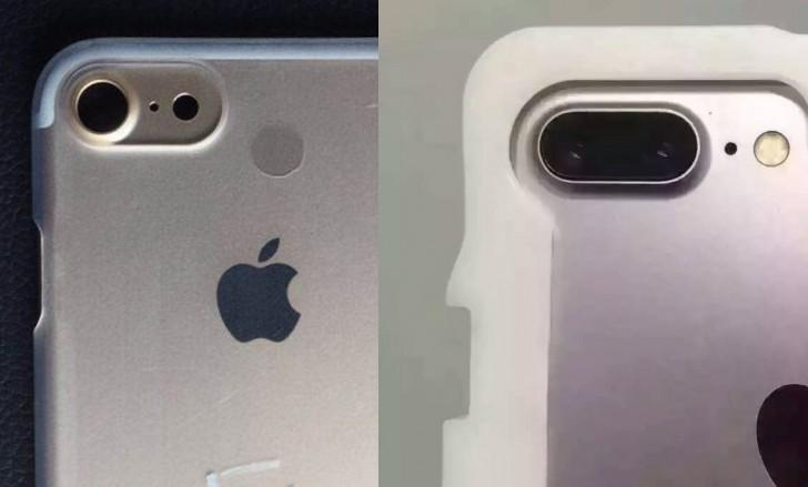 Her vises visstnok begge de to nye modellene, den vanlige til venstre, og «Pro» til høyre.