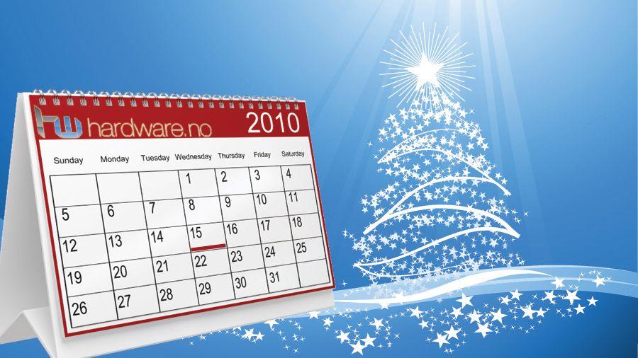 Julekalender 2010 - luke 15
