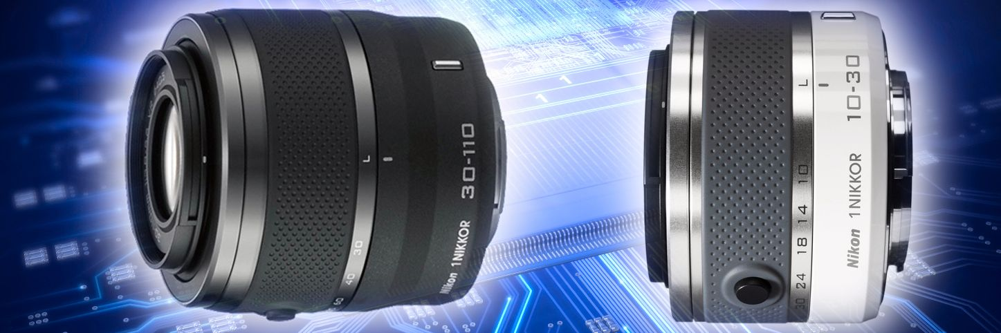 Ny firmware til Nikon 1 objektiver