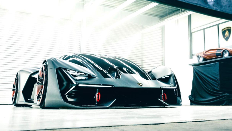 Lamborghini jobber med elektrisk superbil som ikke bruker batterier