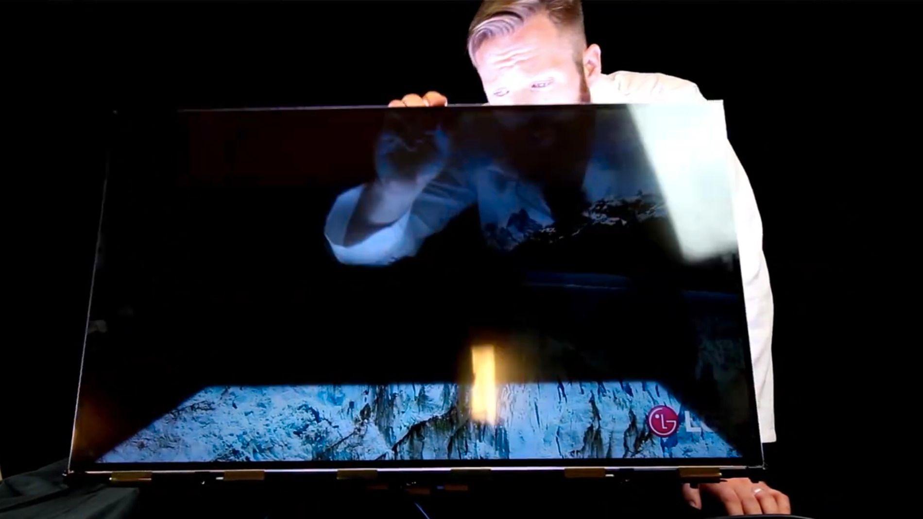 Dette er forskjellen på en LCD- og en OLED-skjerm