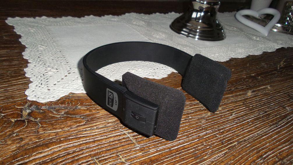 Telme2 BT Headset med TOSLINK-adapter