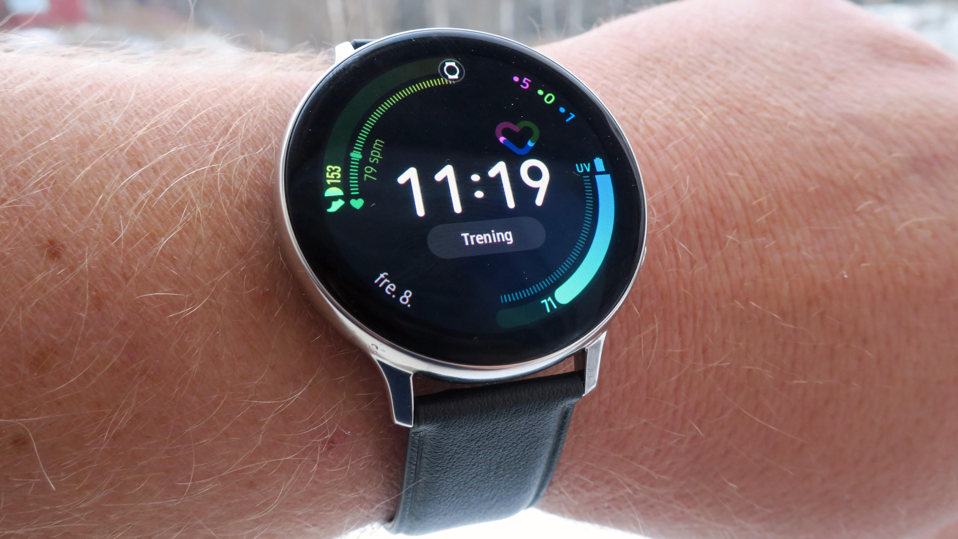Samsungs nyeste smartklokke er en lekker sak