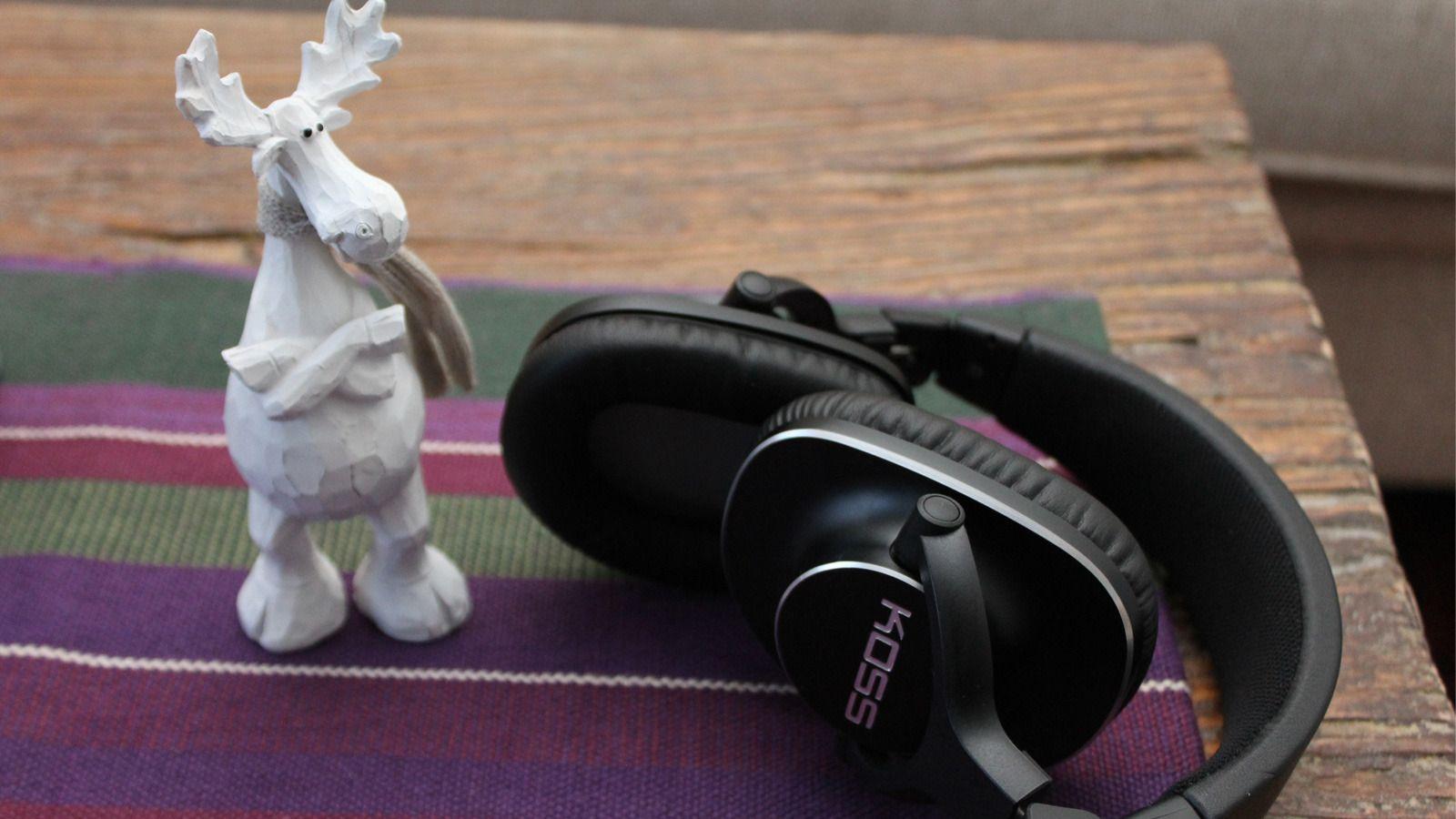 Koss Pro4S har nøytral lydgjengivelse og er komfortable i bruk.