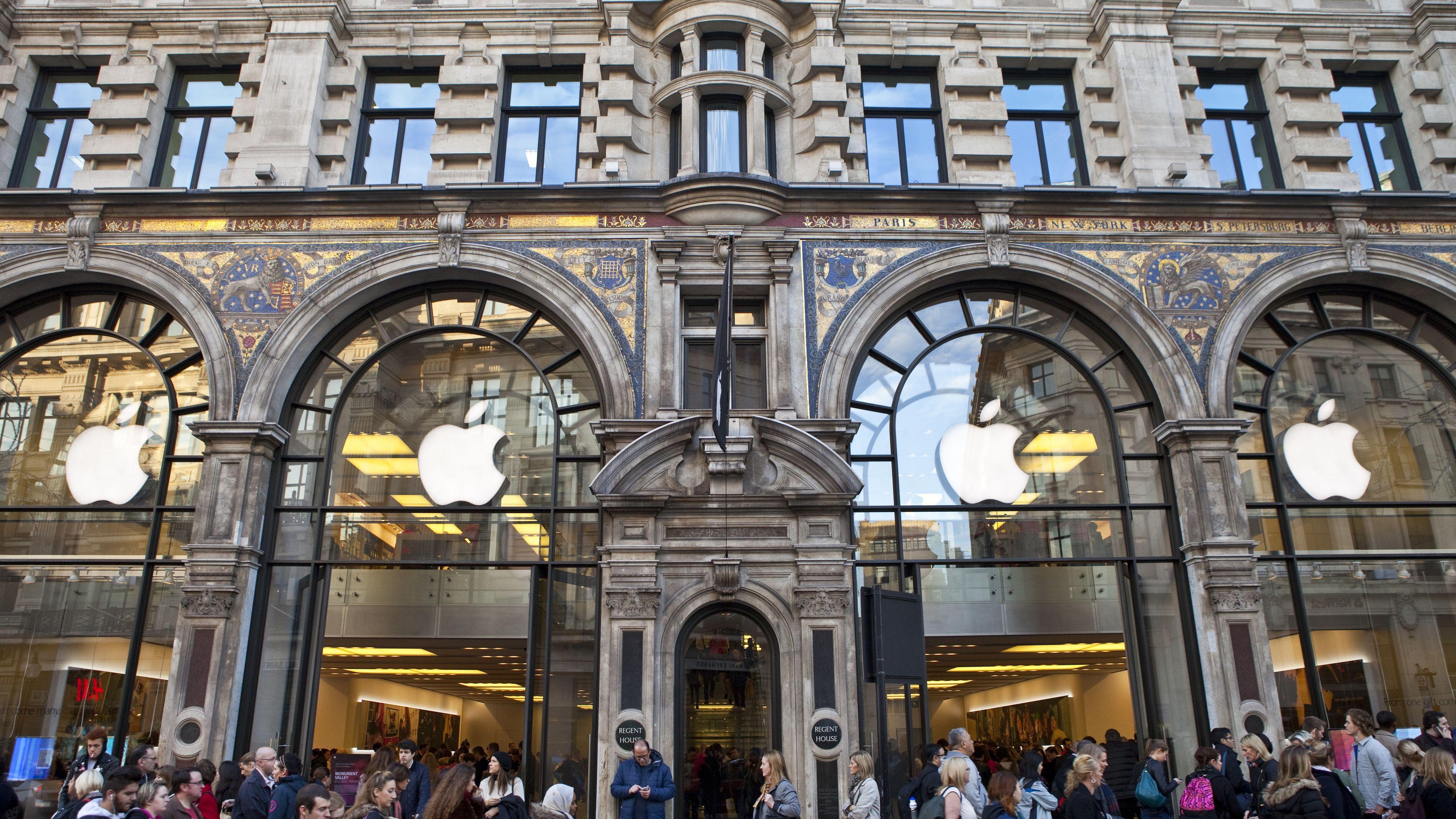 Apple kan få tidenes juleresultat