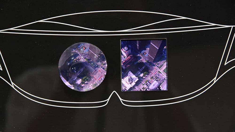 LG vil lage VR-briller med null «netting-effekt» – uten å øke oppløsningen