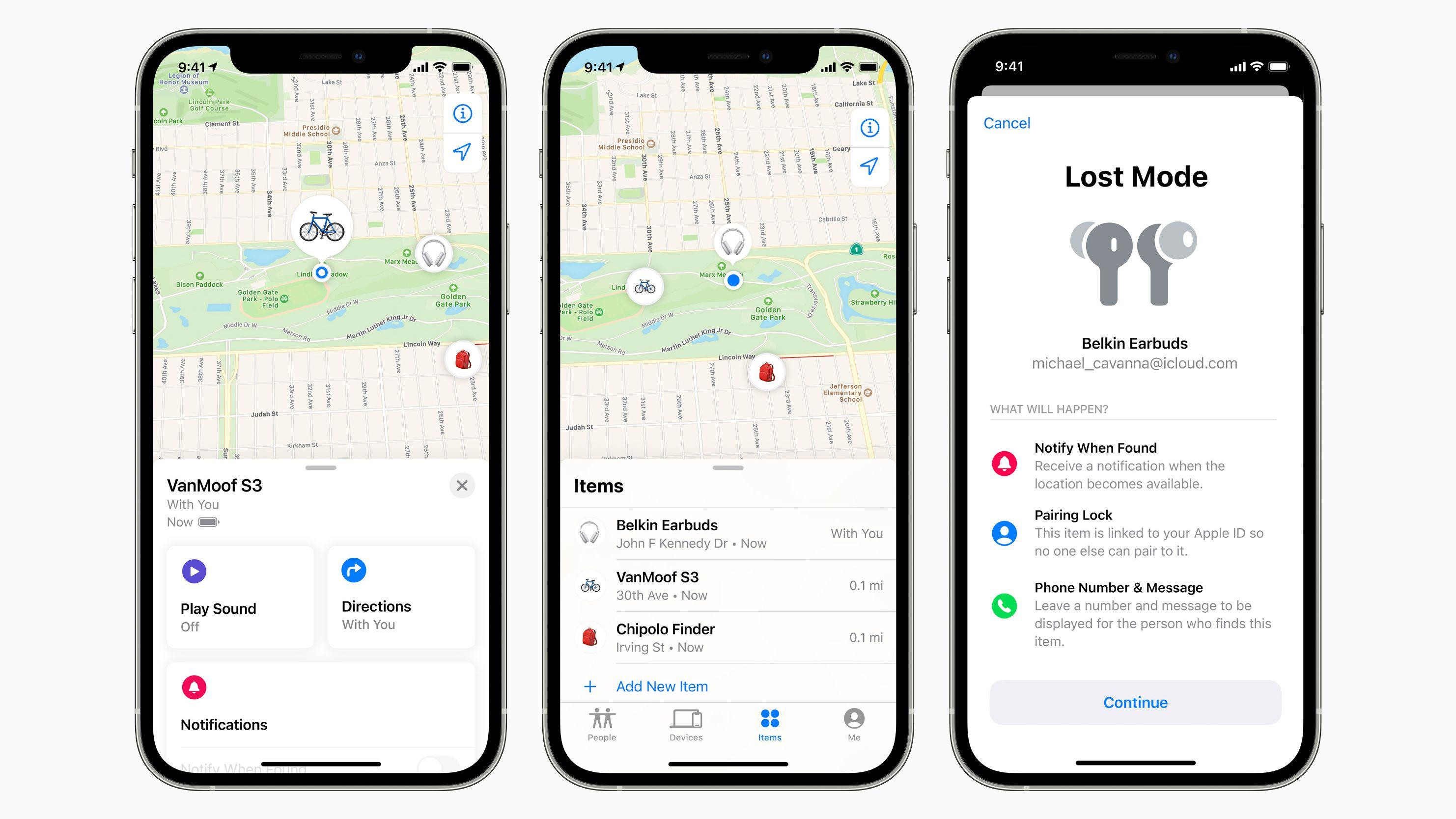 Apples Hvor er?-app er nå offisielt åpnet for tredjepartsprodukter.