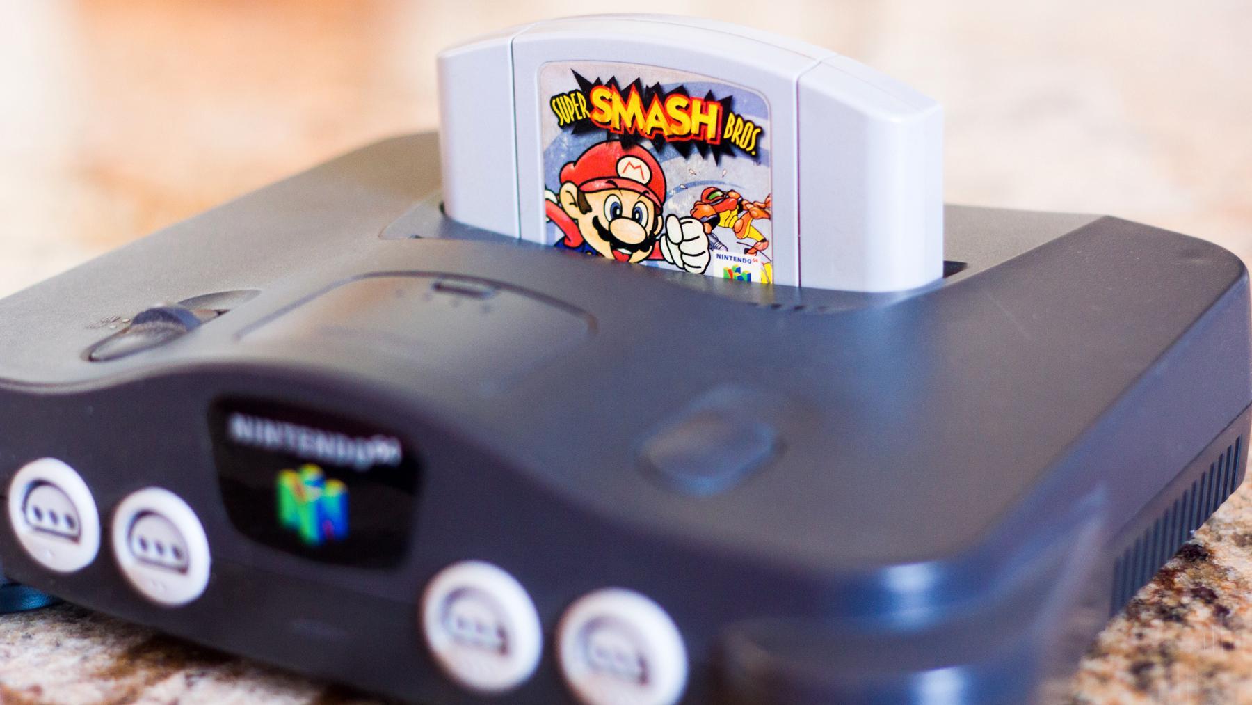 Nintendo 64 Classic kan være selskapets neste retro-konsoll