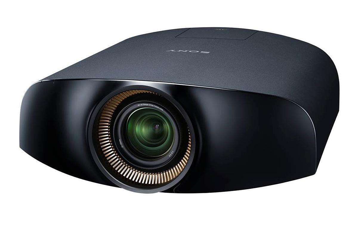 4K-projektor fra Sony.Foto: Sony