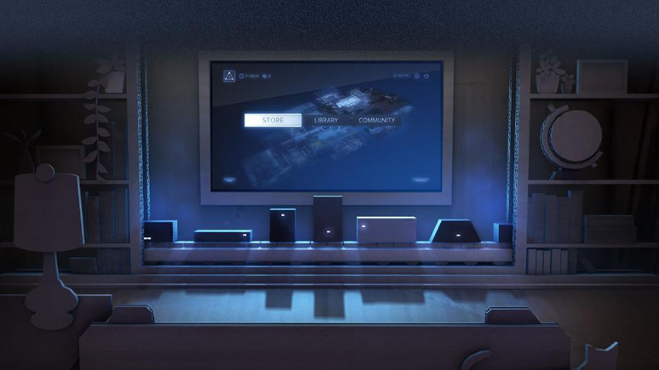 Nå kan du strømme Steam-spill direkte til Samsung-TV-en din