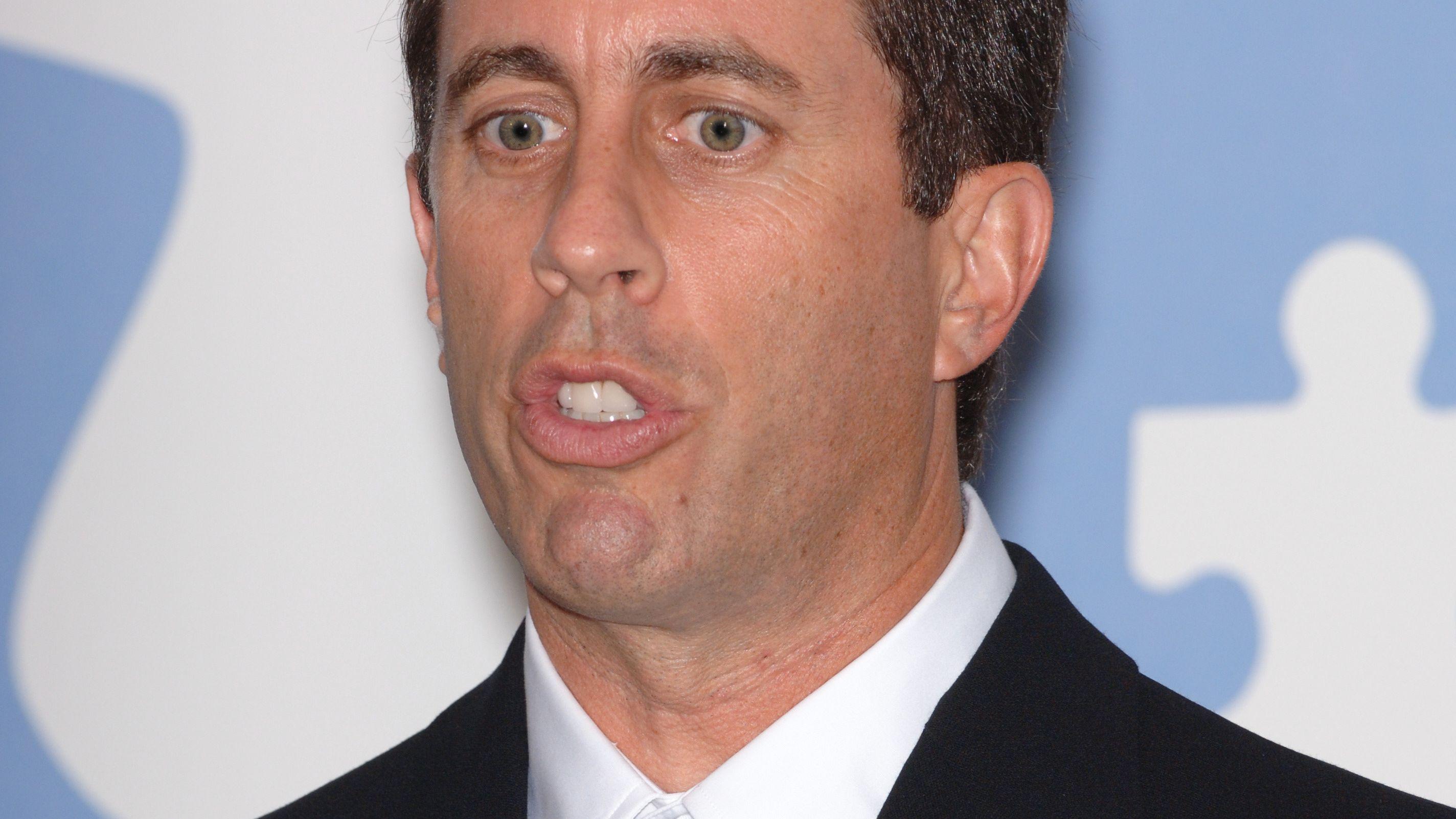 Seinfeld: – YouTube er en diger søppelbøtte