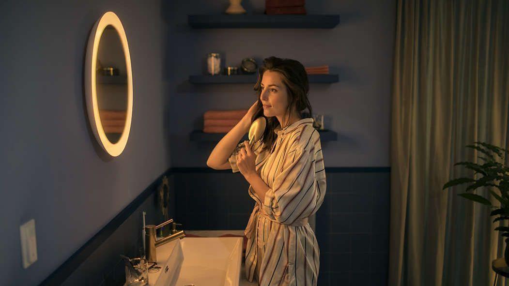 Philips lanserer smartspeil til badet
