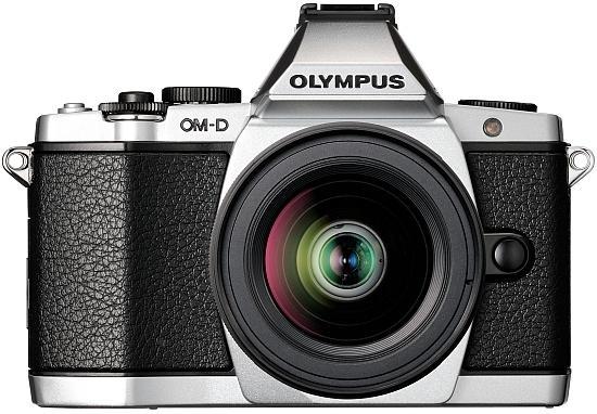 Olympus OM-D E-M5.Foto: Olympus
