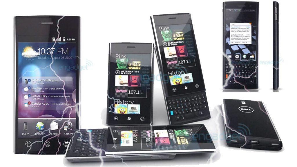 Mobilsjokk fra Dell