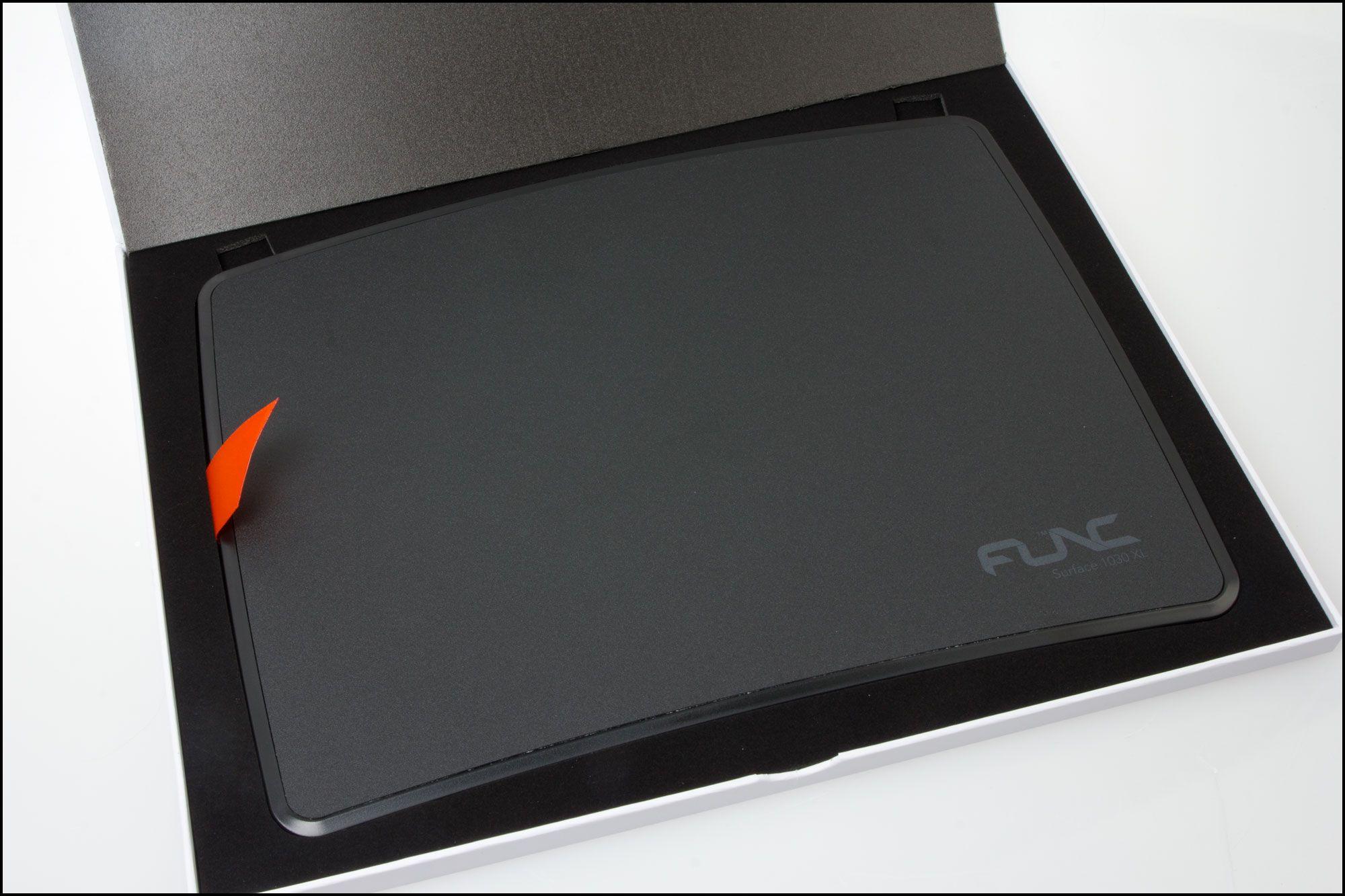 Func Surface 1030 XL.Foto: Rolf B. Wegner, Hardware.no