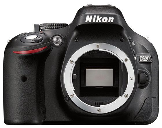 Nikon D5200 Test Tek.no