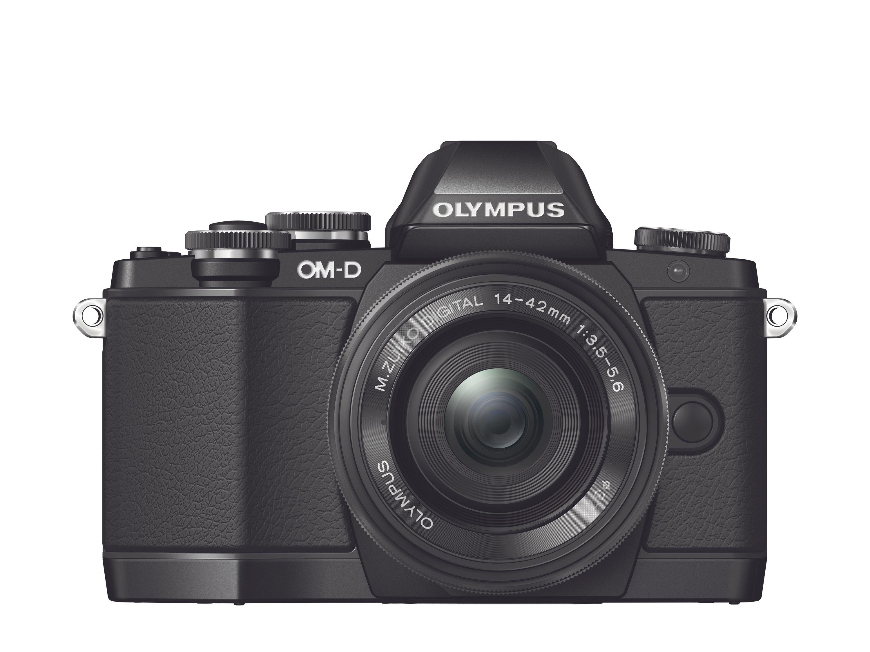 Olympus OM-D E-M10.Foto: Olympus