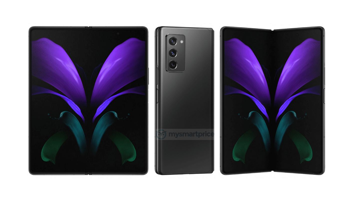 Samsungs neste Galaxy Fold skal bare være en liten uke unna.
