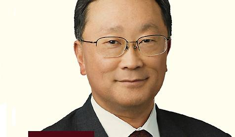 John Chen.Foto: SAP