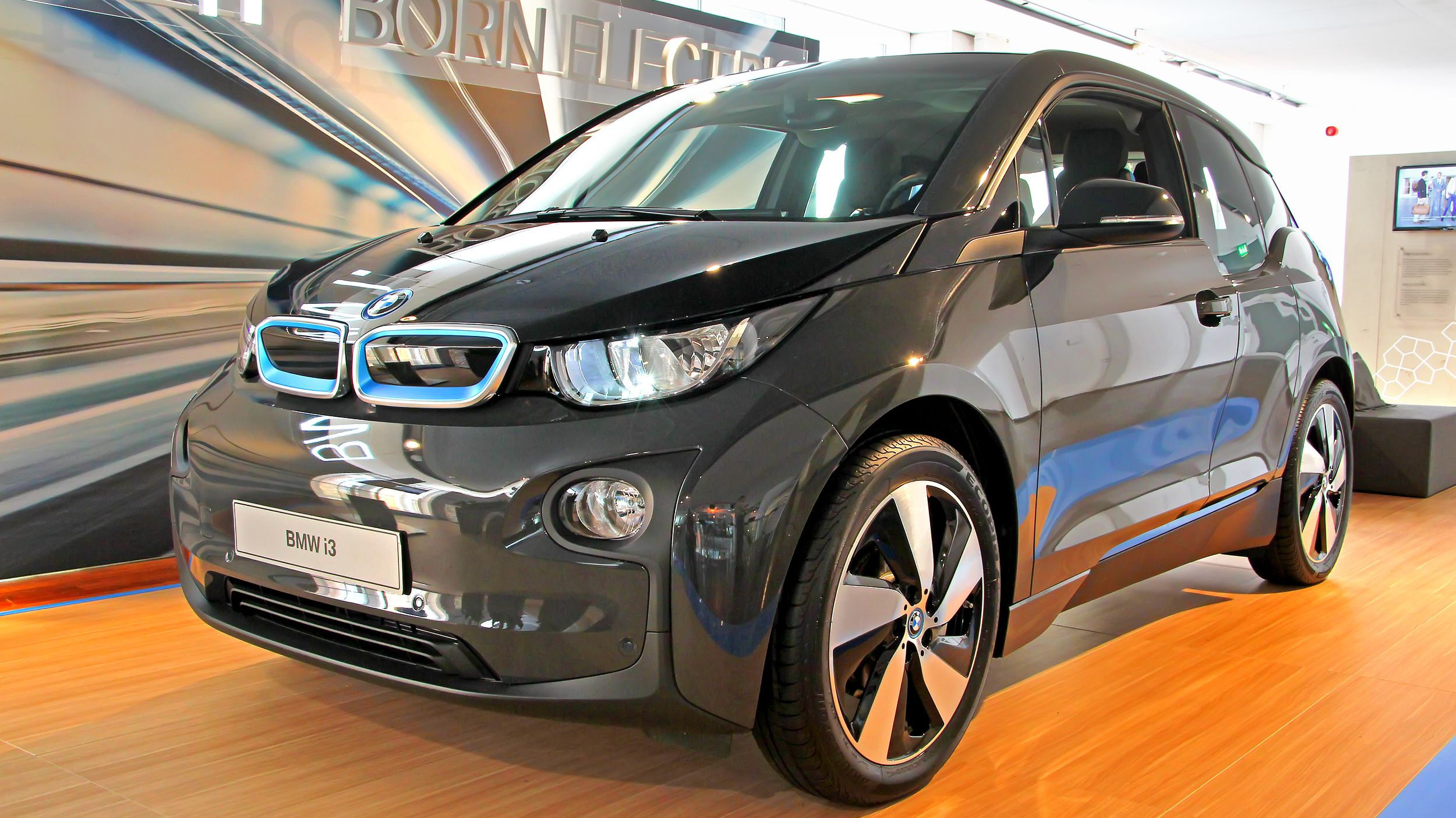 Apple utvikler trolig BMW-inspirert elbil