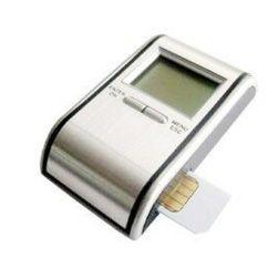 En SIM-kortleser kan kopiere det du har på SIM-kortet ditt.