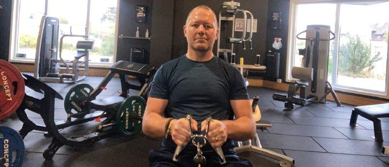 Jonas har tappat 9,7 kilo – på fyra veckor