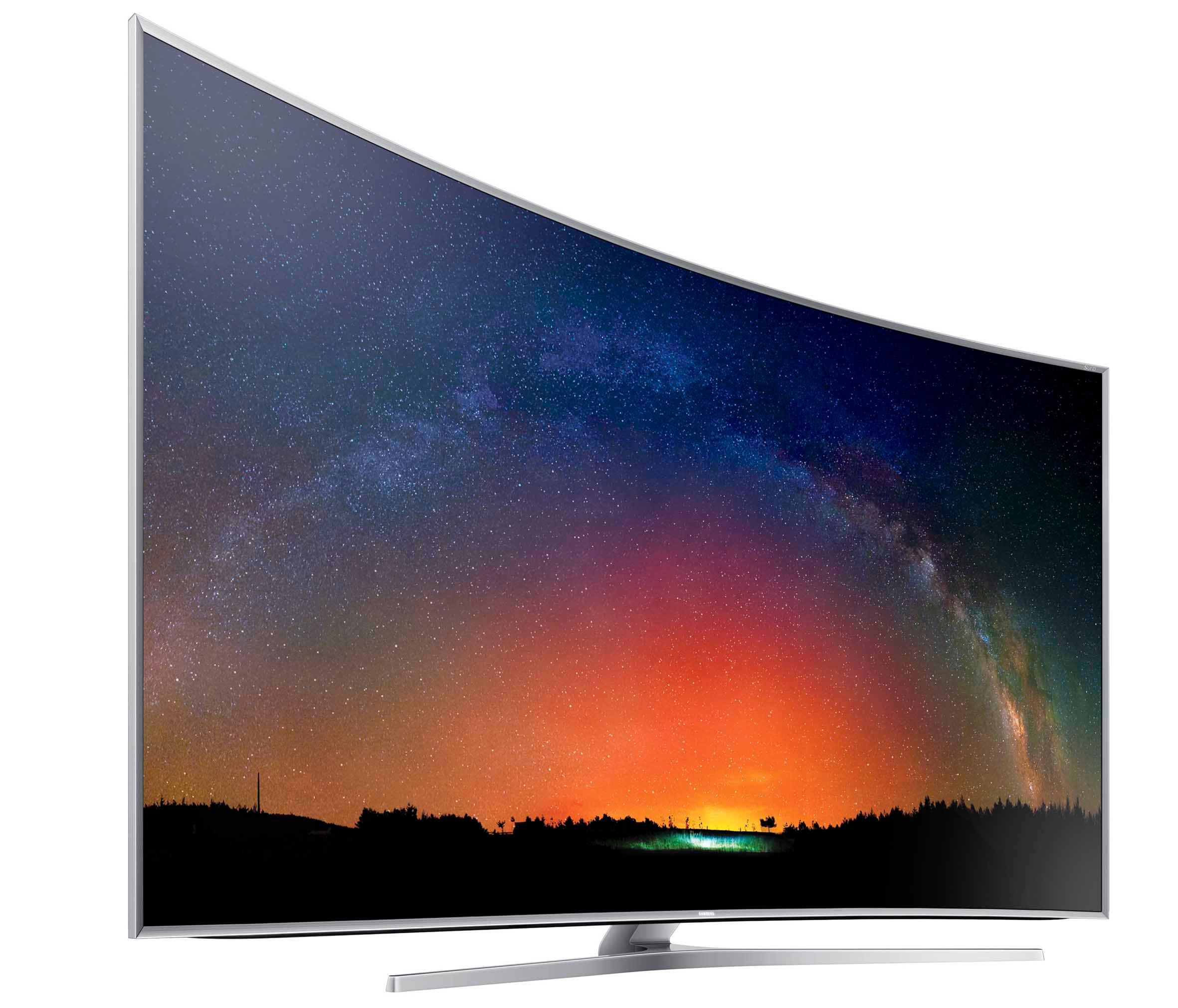 SUHD: Samsung ønsker å distansere seg fra konvensjonelle LCD-TV-er med sin nye quantum dot teknologi. Den gir etter det vi kan bedømme like bra farger som OLED og enda bedre lysstyrke. Sortnivået står litt tilbake for OLED, men denne toppmodellen har direkte-LED og kommer i nærheten.