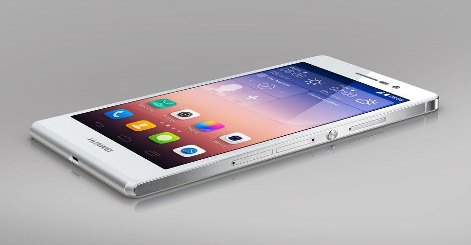 Huawei Ascend P7. Foto: Huawei